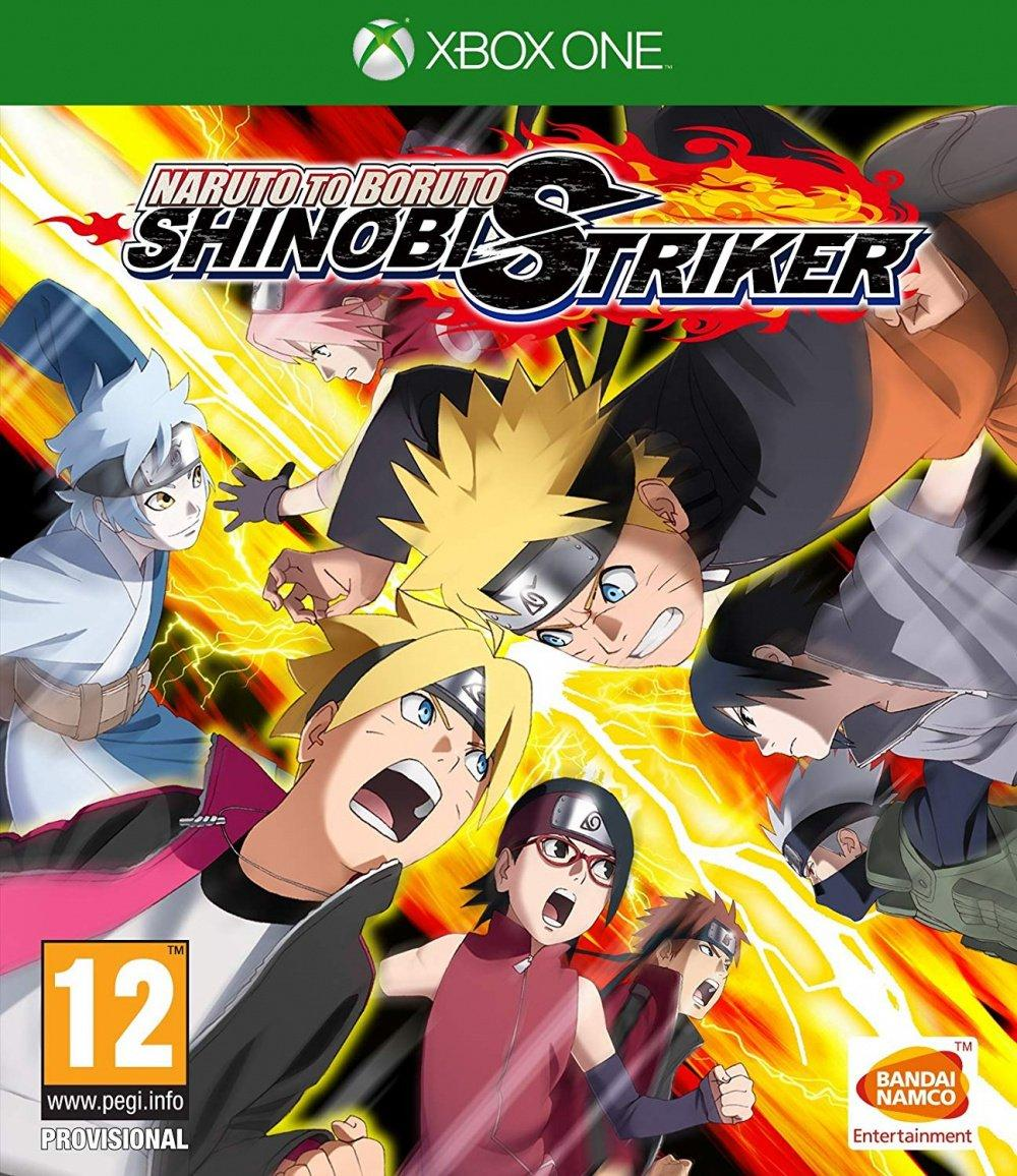 Naruto to Boruto Shinobi Striker (російські субтитри) Xbox One