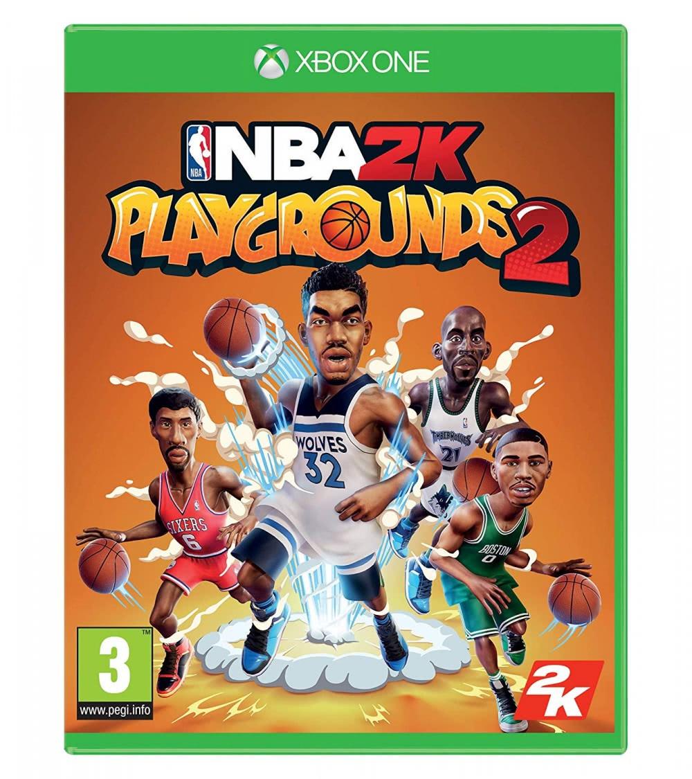 NBA 2K Playgrounds 2 (англійська версія) Xbox One