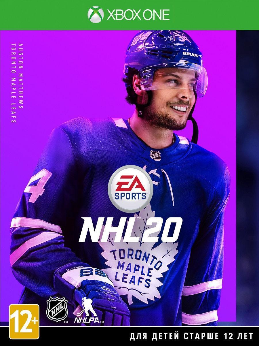 NHL 20 (російські субтитри) Xbox One