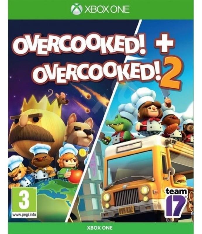 Overcooked & Overcooked 2 Double Pack (російські субтитри) Xbox One