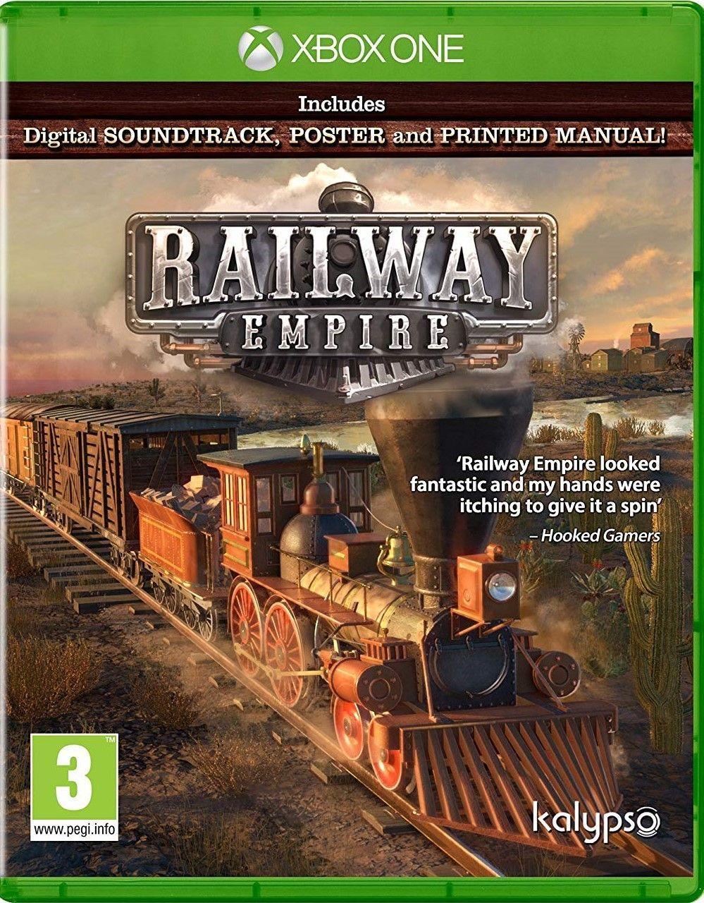 Railway Empire (російська версія) Xbox One