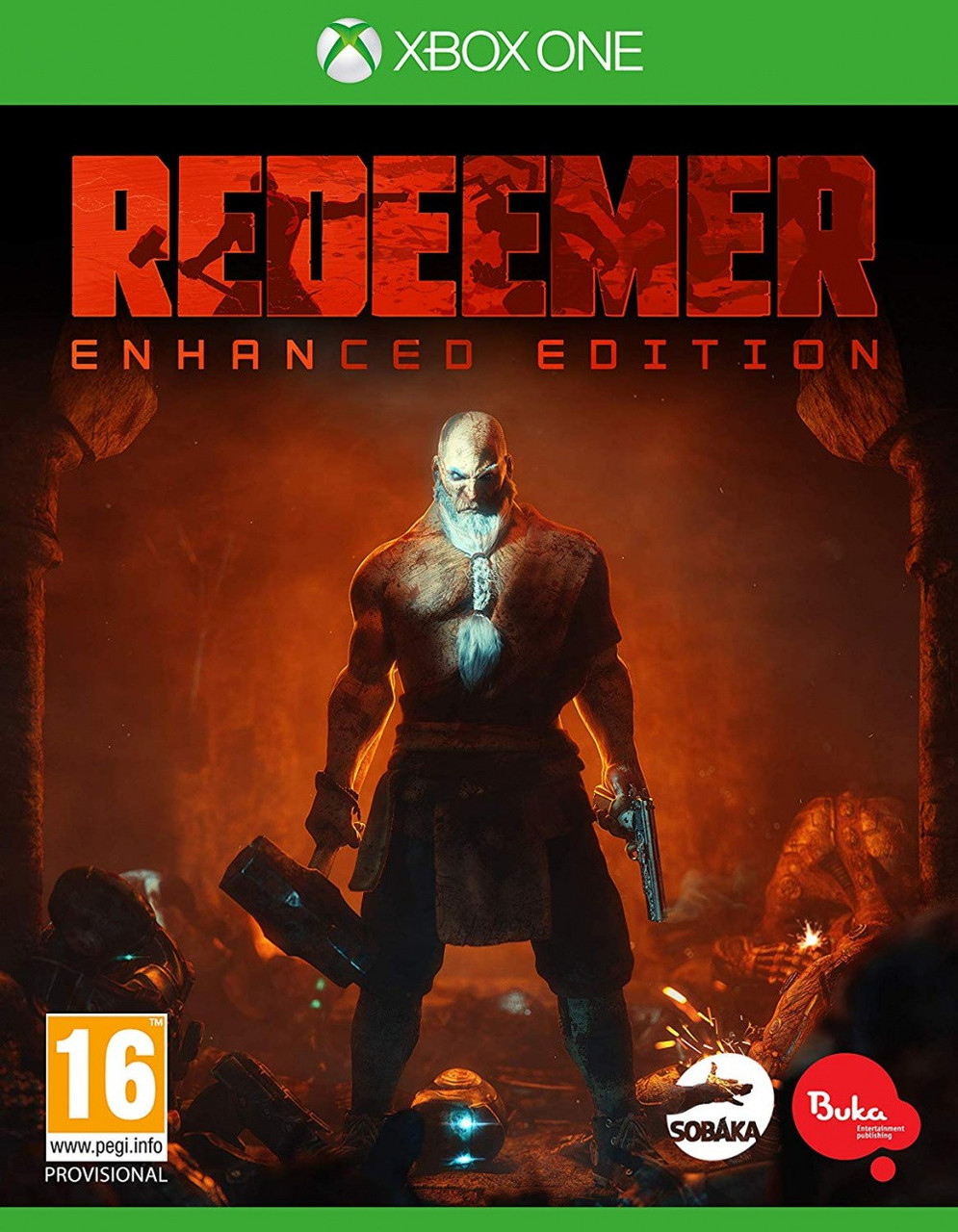 Redeemer Enhanced Edition (російська версія) Xbox One