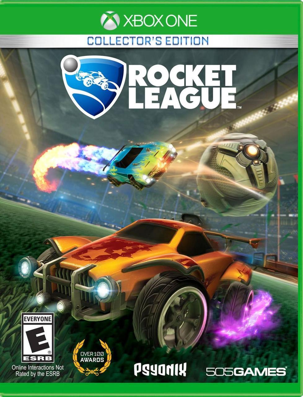 Rocket League Collectors Edition (російські субтитри) Xbox One