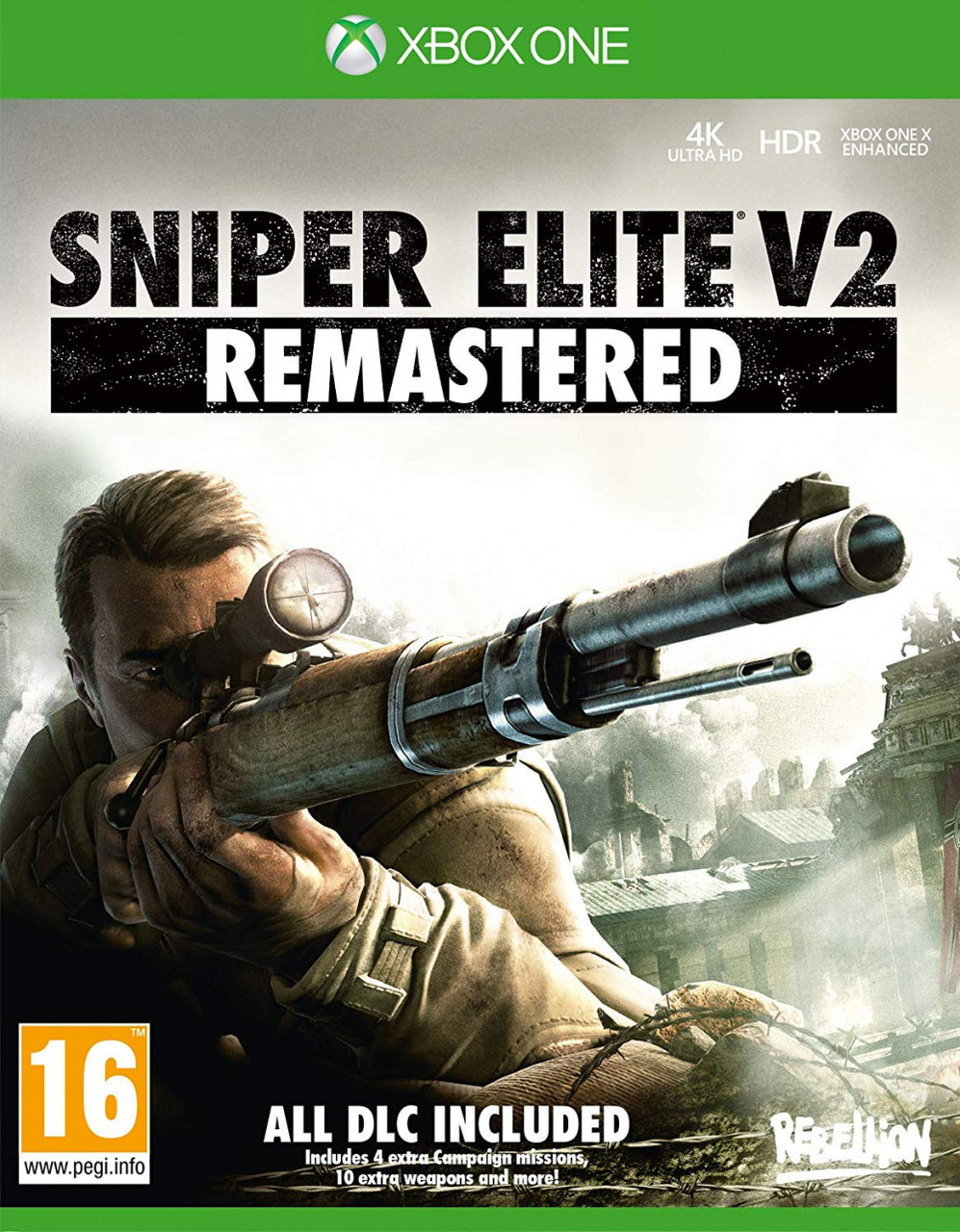 Sniper Elite V2 Remastered (російська версія) Xbox One