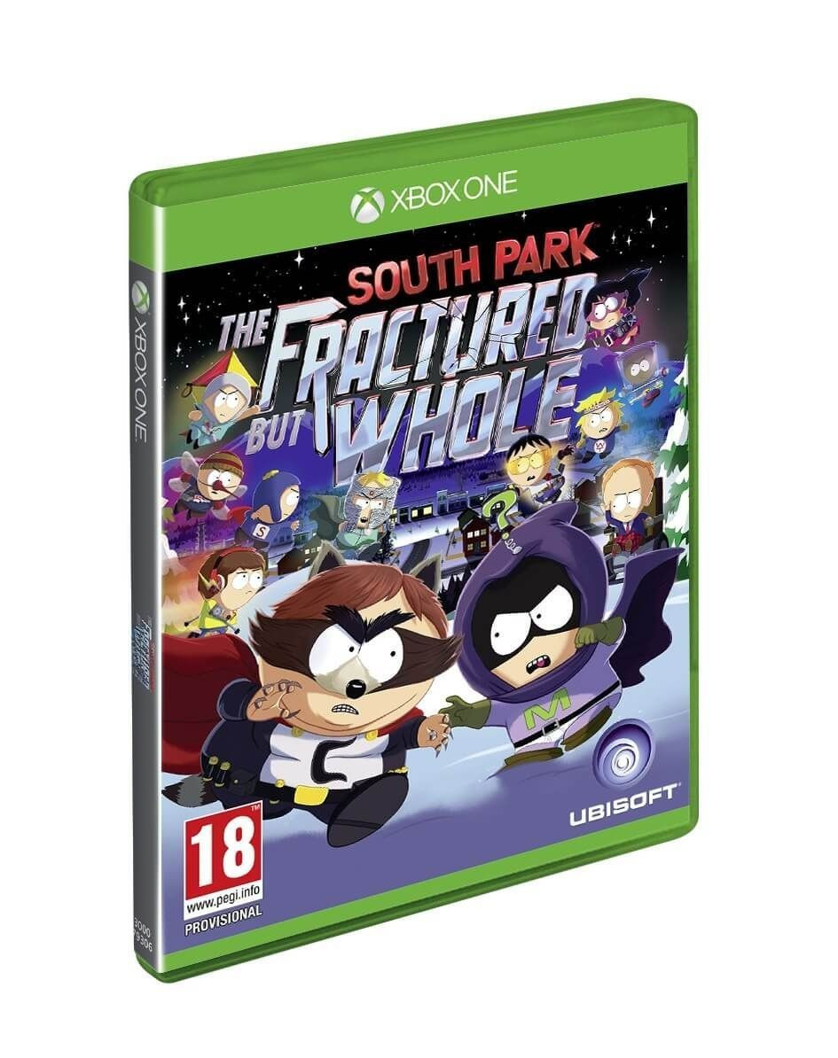 South Park The Fractured But Whole (російські субтитри) Xbox One
