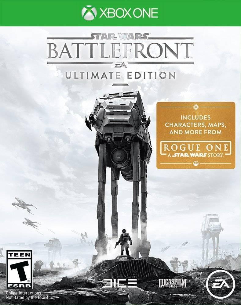 Star Wars Battlefront Ultimate Edition (русская версия) Xbox One