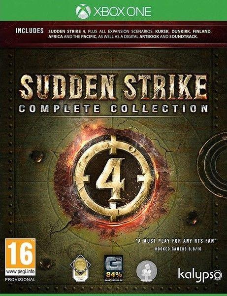 Sudden Strike 4 Complete Collection (російська версія) Xbox One