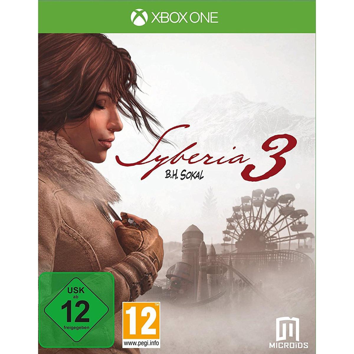 Syberia 3 (російська версія) Xbox One