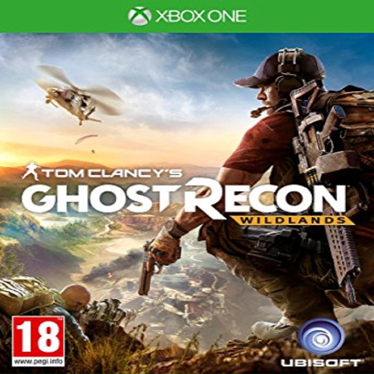 Tom Clancys Ghost Recon Wildlands (російська версія) Xbox One