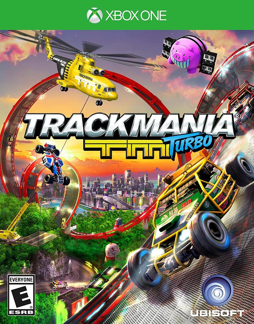 TrackMania Turbo (російські субтитри) Xbox One