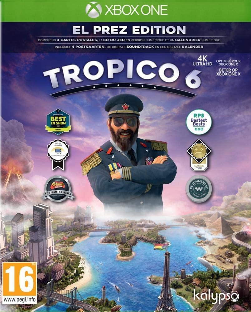 Tropico 6 El Prez Edition (російські субтитри) Xbox One