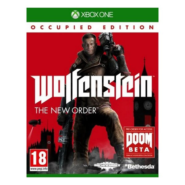 Wolfenstein The New Order Occupied Edition (російські субтитри) Xbox One