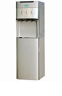 Кулер для воды напольный с нижней загрузкой ViO X1185-FCB Silver Электронный, фото 1