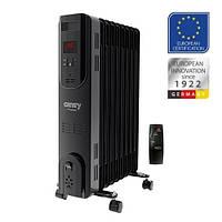 Масляный обогреватель Camry CR 7810 LED с дистанционным управлением 9 ребер (Польша)