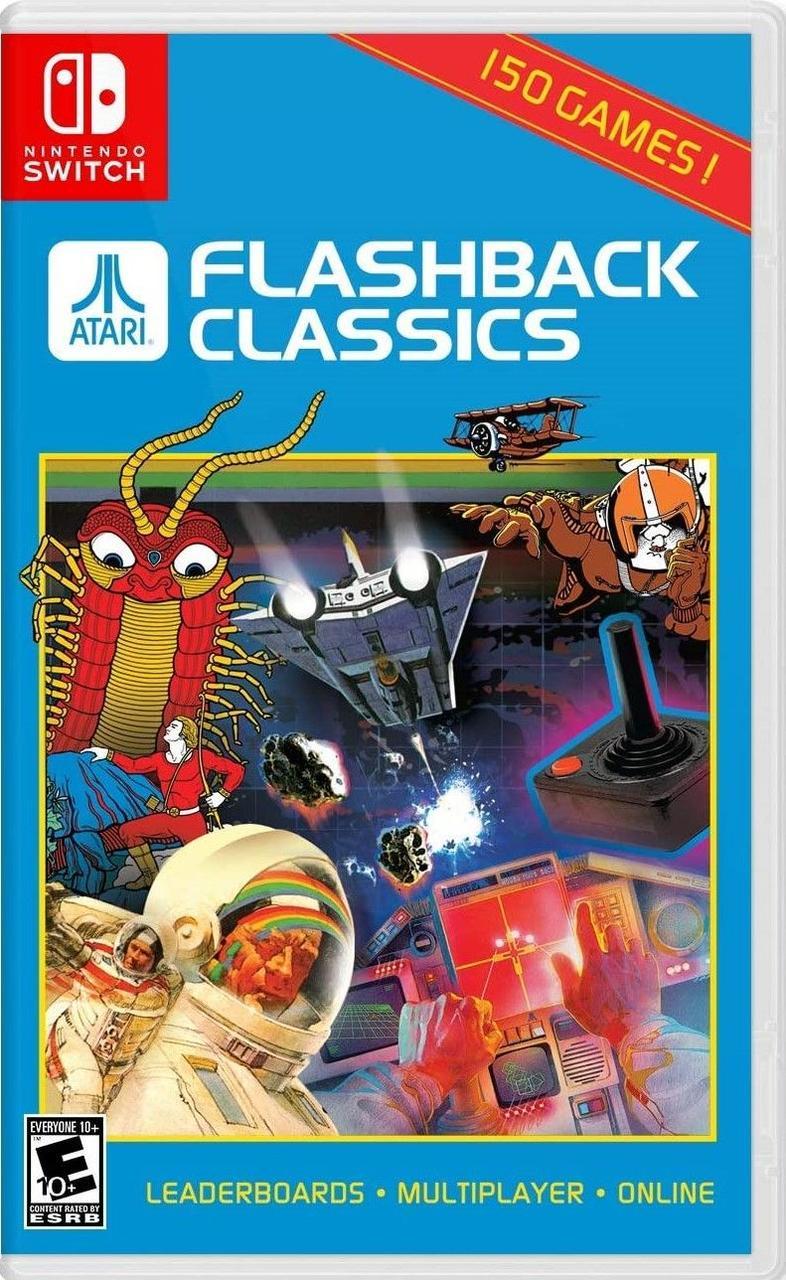 Atari Flashback Classics (англійська версія) Ninteno Switch