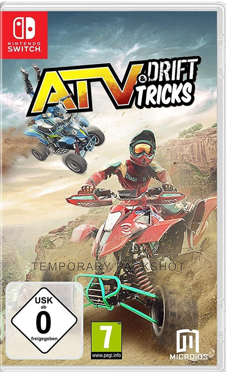 ATV Drift and Tricks (английская версия) Ninteno Switch