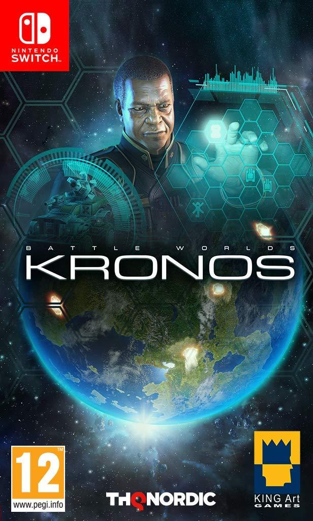 Battle Worlds Kronos (російська версія) Nintendo Switch