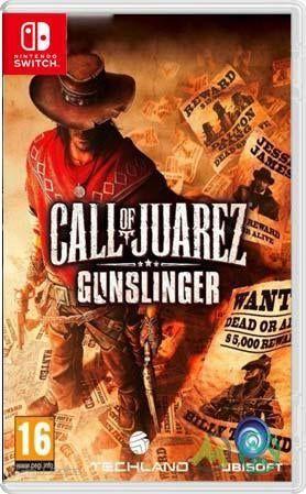 Call of Juarez Gunslinger (английская версия) Ninteno Switch