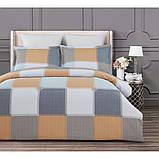 Комплект постельного белья Arya семейный Alamode Tessa 160х220 см. (A106984), фото 4