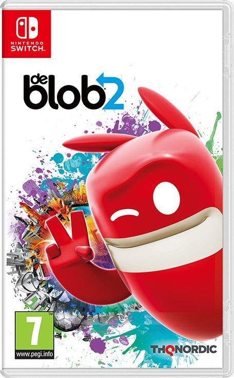De Blob 2 (английская версия) Ninteno Switch