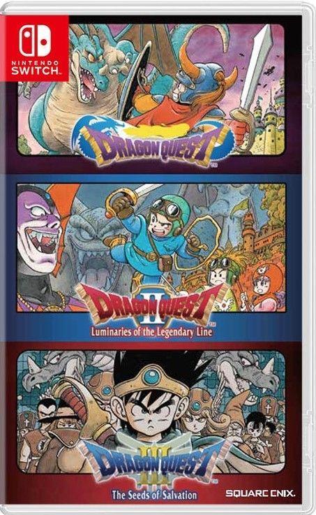 Dragon Quest Collection (англійська версія) Ninteno Switch