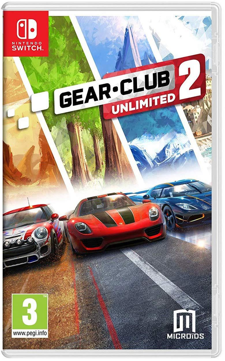 Gear Club Unlimited 2 Porsche Edition (російська версія) Nintendo Switch