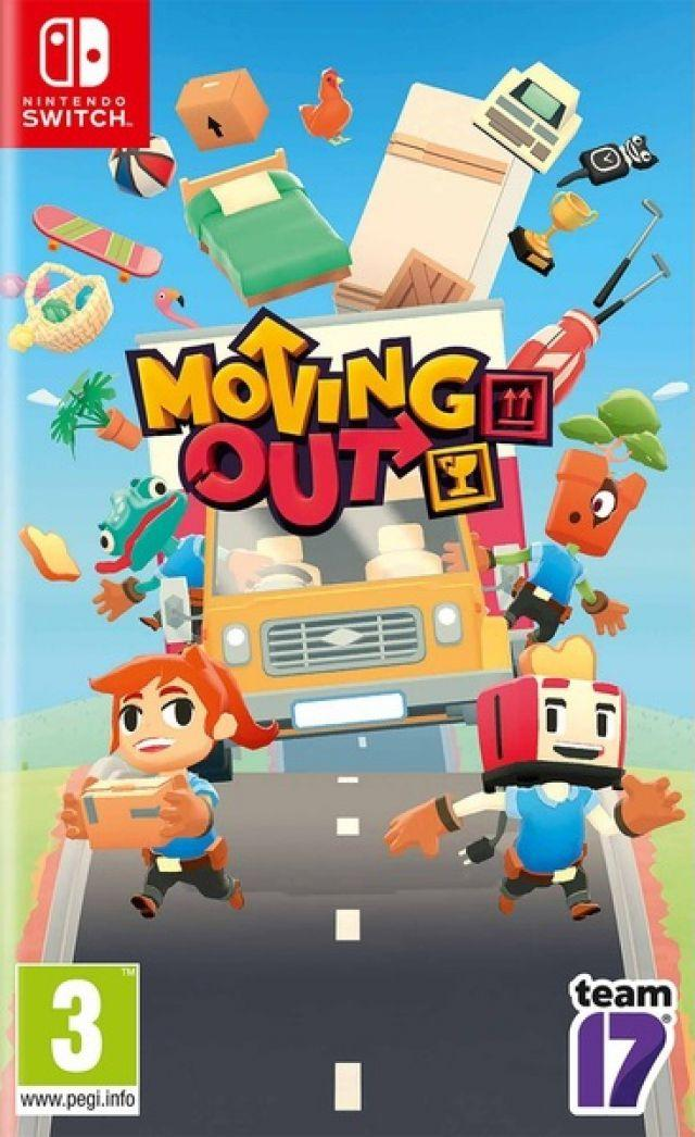 Moving Out (російська версія) Nintendo Switch