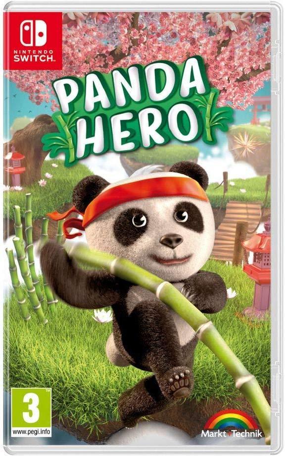Panda Hero (англійська версія) Ninteno Switch