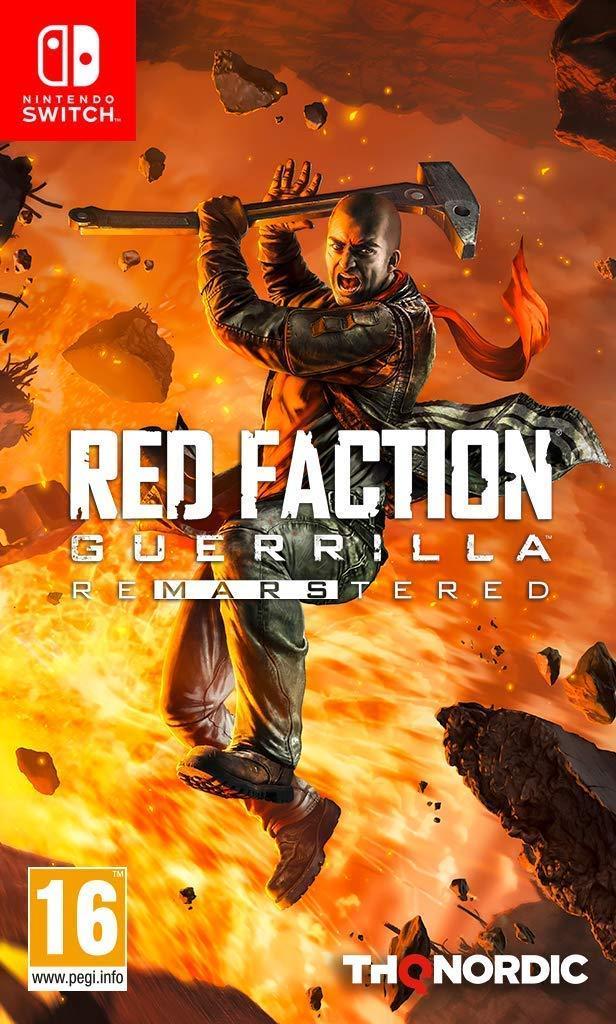 Red Faction Guerrilla Re-Mars-Tered (з російськими субтитрами) Nintendo Switch