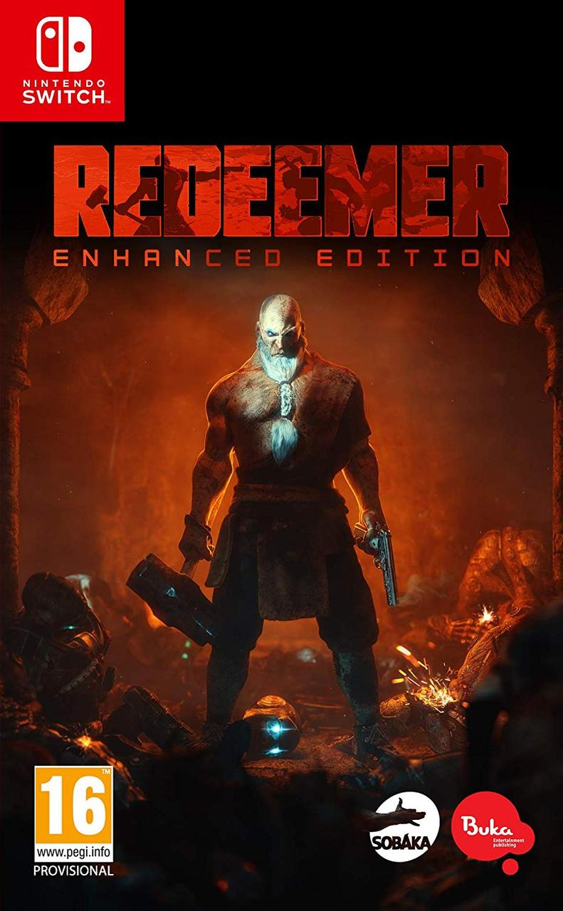 Redeemer Enhanced Edition (англійська версія) Ninteno Switch