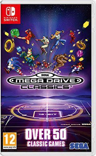 Sega Mega Drive Classics (английская версия) Ninteno Switch