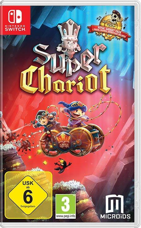 Super Chariot (русская версия) Nintendo Switch