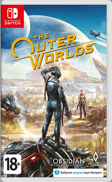 The Outer Worlds (англійська версія) Ninteno Switch