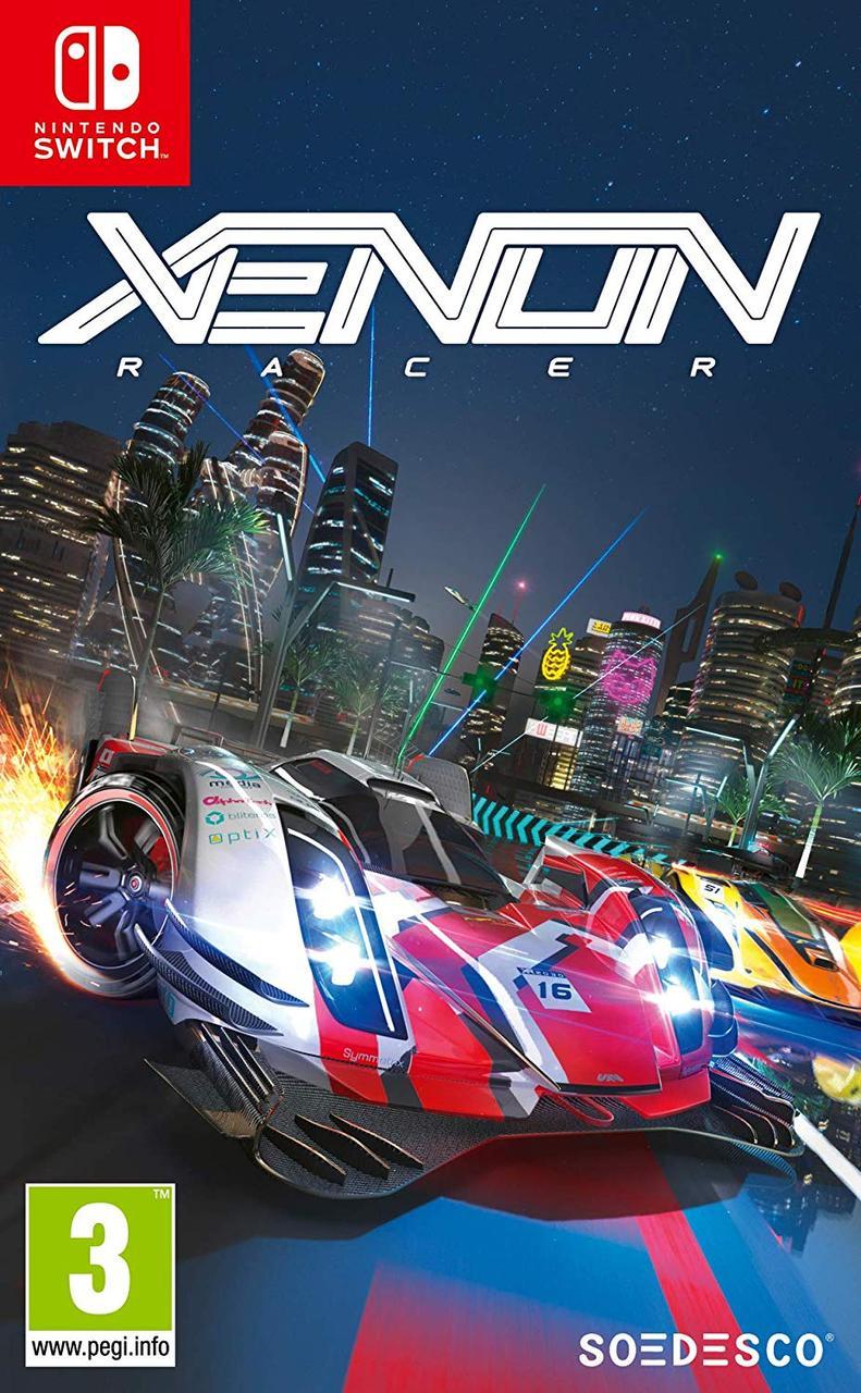 Xenon Racer (русская версия) Nintendo Switch