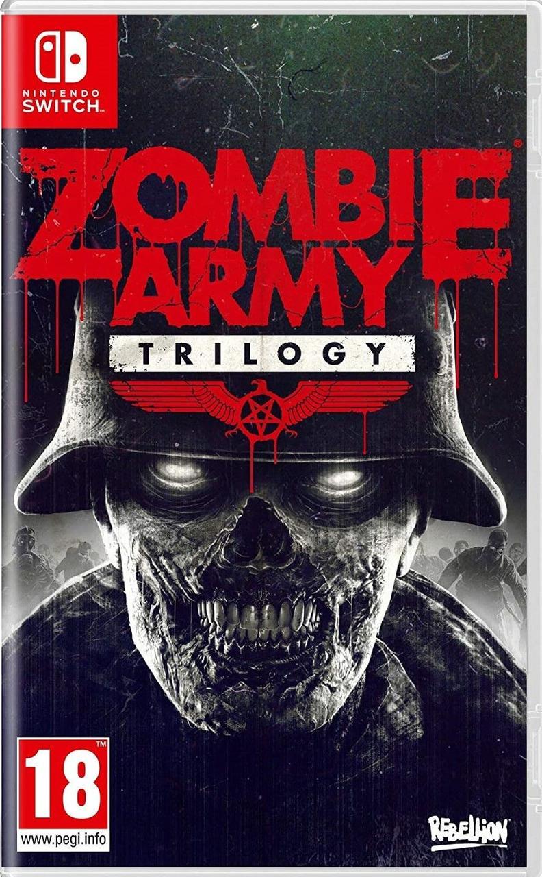Zombie Army Trilogy (з російськими субтитрами) Nintendo Switch