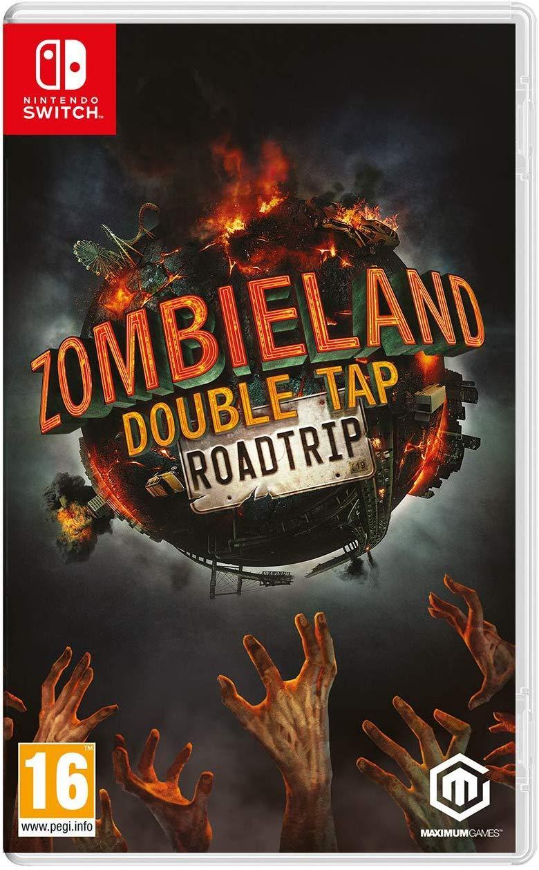 Zombieland Double Tap Road Trip (англійська версія) Ninteno Switch