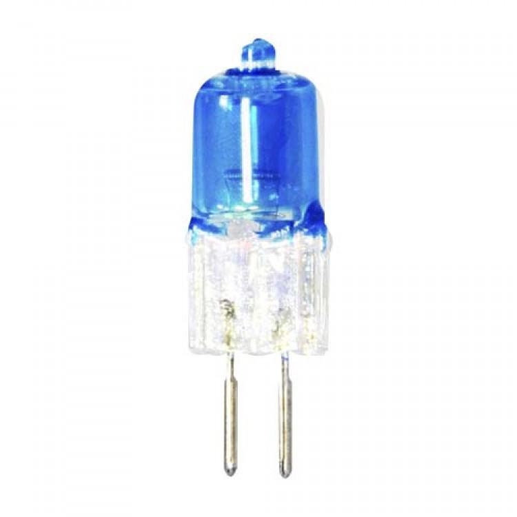 Галогенная лампа Feron HB6 JCD 220V 35W супер белая (super white blue)