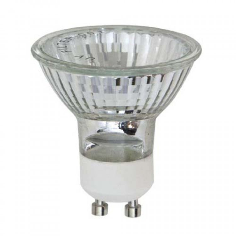 Галогенна лампа Feron HB10 MRG 220V 50W GU10