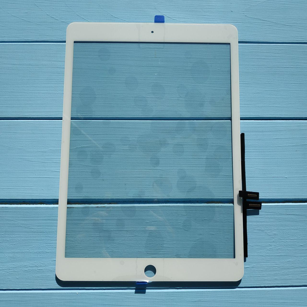 Сенсорный экран для планшета Apple iPad 10.2 2019 White