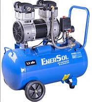 Компрессор воздушный безмасляный EnerSol ES-AC240-50-2OF  (Италия), фото 3