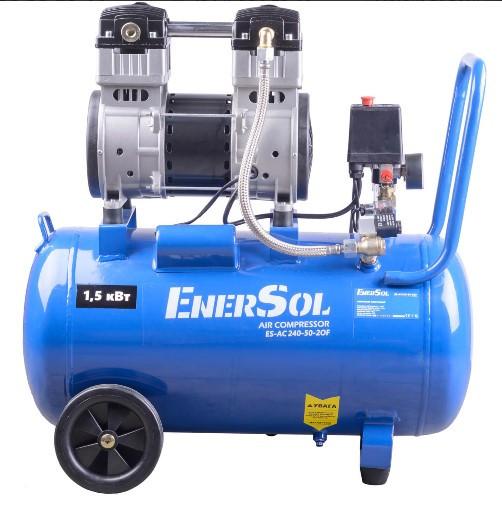 Компрессор воздушный безмасляный EnerSol ES-AC240-50-2OF  (Италия)
