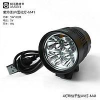 Ультрафиолетовая лампа Amaoe M41, фото 1