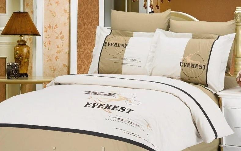 Комплект постельного белья евро Le Vele, Snowbord, сатин, лучшая цена!