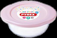 Форма PYREX BABY PINK 14х12х5 см, фото 1
