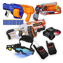 Детское оружие и шпионские игрушки