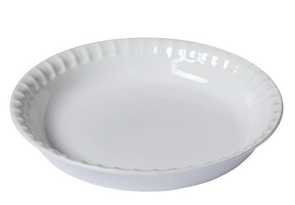 Форма PYREX Supreme white 25 см