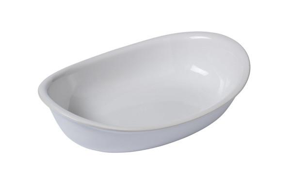 Форма PYREX Supreme white 31х21 см