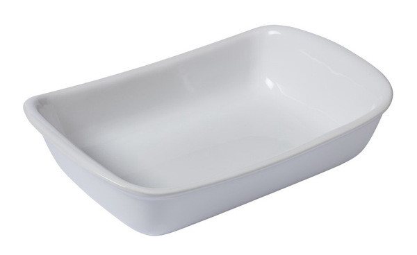 Форма PYREX Supreme white 33х23 см