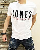 Футболка JONES white, фото 1