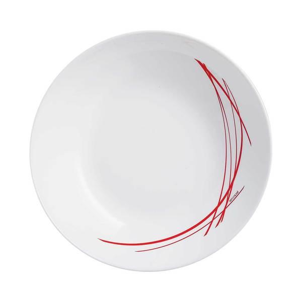 Тарелка суповая ARCOPAL DOMITILLE ROUGE